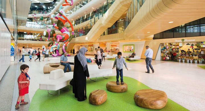 Roca-Gallery-Royal-Childrens-Hospital-Melbourne-Bates-Smart